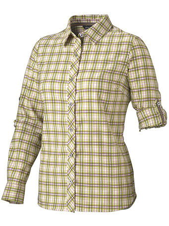 Women's Estelle Flannel LS