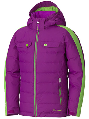 Girl's Zermatt Jacket