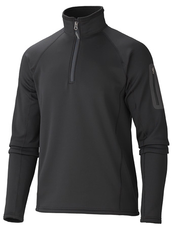 Power Stretch 1/2 Zip