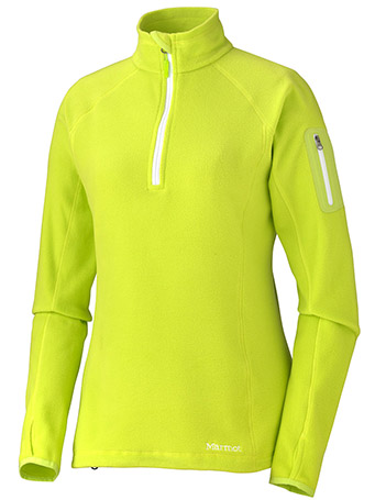 Women's Flashpoint 1/2 Zip