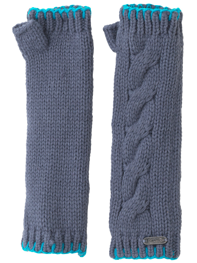 Women's Cable Knit Wrist Gaiter