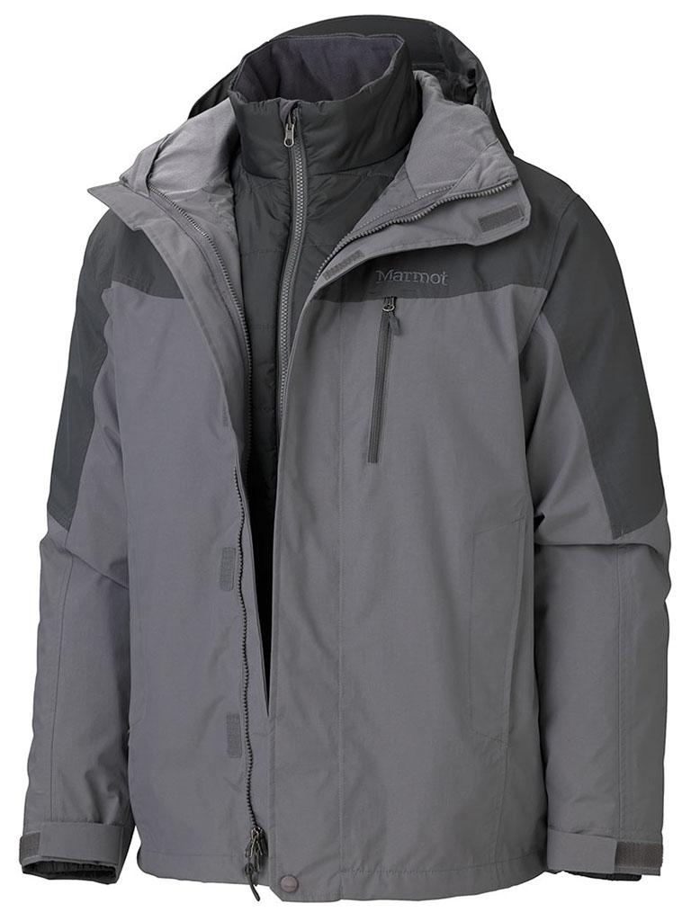 Bastione Component Jacket