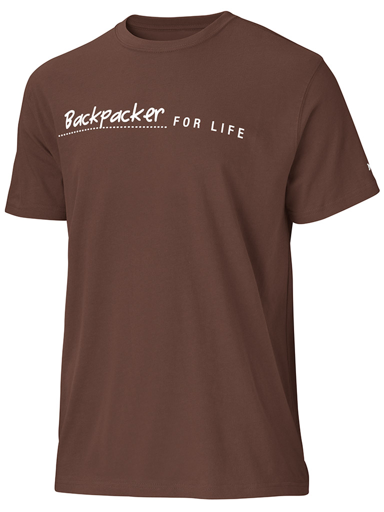 Backpacker Tee SS